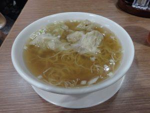 蝦ワンタン麺