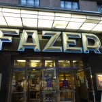 チョコレートで有名なKarl Fazer Café フィンランド旅行記vol.5