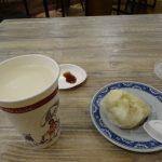 帰国日に美味しい朝ご飯に出会った後は長榮バスで空港へ向かう 台湾旅行記vol.13