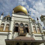女ひとりでどこまで出来るか ゆる~くのんびりSFC修行⑨ サルタン・モスク周辺を散策